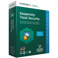 Kaspersky Total Security 2020 1 PC 1 Year