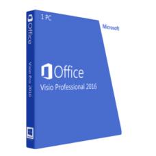 Visio Professional 2016 (2 PC)