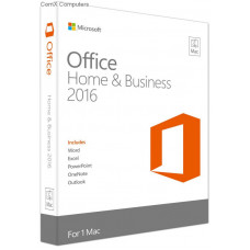 Office 2016 Home & Business (1 PC) Apple Mac