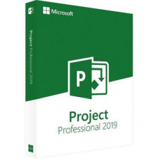Project Professional 2019 (1 PC)