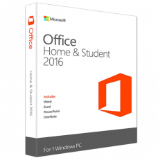 Office 2016 Home & Student(1 PC)