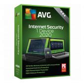 Avg Internet Security 2020 1 PC 1 Year